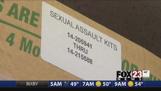 Fallin urges law enforcement agencies to audit untested rape kits in their possession