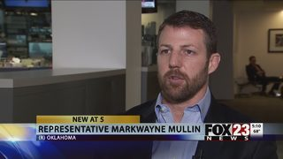 Rep. Markwayne Mullin says government shutdown should have little effect on Oklahoma
