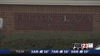 Tulsa apartment complex spends more than a month without working heaters