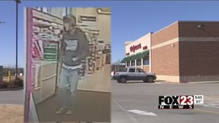 Owasso police searching for pharmacy robber