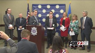 Oklahoma AG releases recommendations to combat opioid epidemic