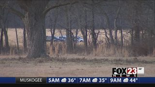 OSBI agents investigate human remains found in Cherokee County