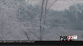 Green Country feels impact of winter weather