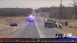 Troopers respond to fatality crash near Bristow