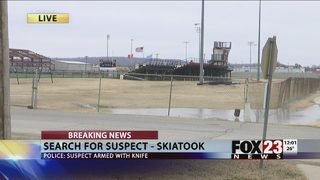 Skiatook schools locked down Wednesday, students dismissed on schedule