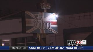 police fight at tulsa bar started over song request - Olive Garden Owasso