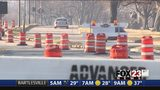VIDEO: Riverside construction could slow commutes for area drivers