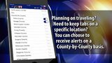 Customize the alerts you want from the FOX23 News app