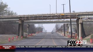 New phase of bridge rehab project to affect Tulsa highway traffic
