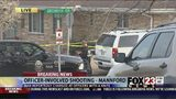 VIDEO: OSBI investigates deadly officer-involved shooting in Mannford
