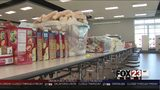 VIDEO: Hundreds of volunteers organize food for Jenks students in need