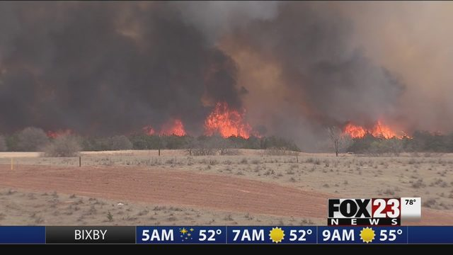 Western Oklahoma Wildfires: Updates, Fire Reports, How To