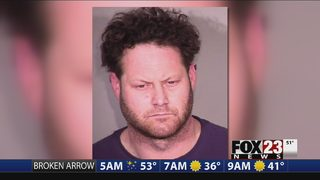Broken Arrow man accused of holding woman against her will