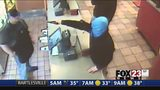 Robbery at Tulsa Taco Bell caught on camera