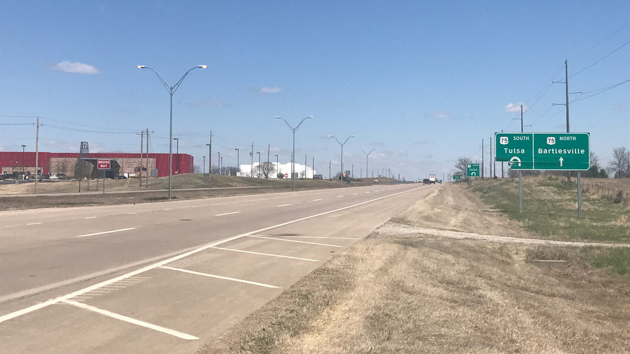 Highway 75 Crashes: The Latest | FOX23