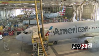 American Airlines awaits FAA instructions on engine examinations