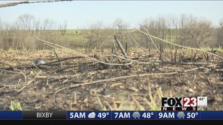 Two arrested on accusations of starting Washington County grass fires