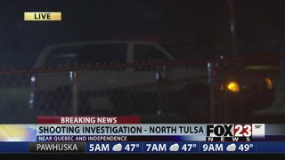 One injured in shooting at Tulsa