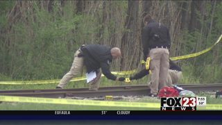 VIDEO: Investigation into Jenks body found continues