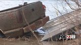 Oklahoma Highway Patrol pulls 2 cars from lake