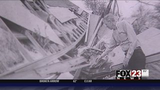 VIDEO: 25 years later: FOX23 remembers a Catoosa tornado