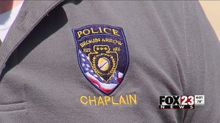 VIDEO: Broken Arrow Police Chaplain program helps officers involved with the Bever