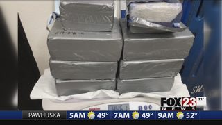 Police find estimated $1 million in meth during Henryetta bust