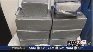 VIDEO: Two jailed after million-dollar meth bust