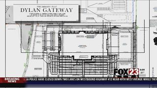 Plans show new warehouse-type building will go up in east Tulsa