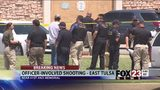 VIDEO: Man dies after east Tulsa officer-involved shooting