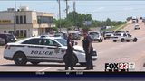 VIDEO: Suspect killed in officer-involved shooting in east Tulsa