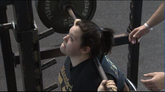 Mannford 15-year-old breaks national weightlifting records