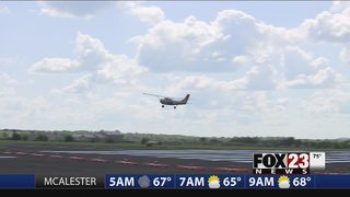 VIDEO: Improvements coming to Muskogee airport