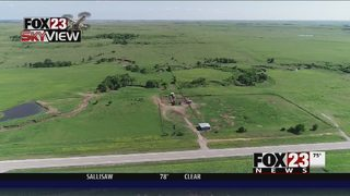 VIDEO: Storm damage in Green Country