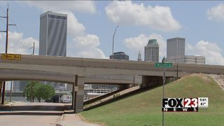 New Tulsa ordinance gives police more authority over incidents under state bridges