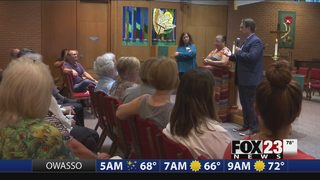 VIDEO: Community raises concern about immigrant families