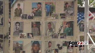 Traveling War on Terror memorial stops in Muskogee