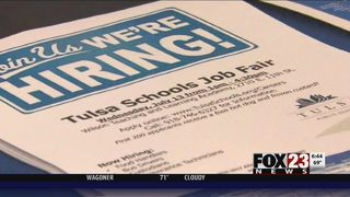 VIDEO: TPS holding an education career fair