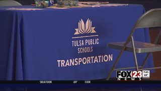 VIDEO: TPS looking for educators at career fair
