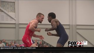 Familiar wrestlers battle for World Team spot in Tulsa