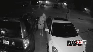Owasso police investigate string of car break-ins