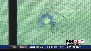 Police: Teens cited after bullet hits Broken Arrow home
