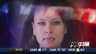 Couple accused of leading Tulsa police on chase