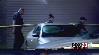 Two people shot at south Tulsa apartment complex