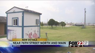 Three arrested after snow cone shack is vandalized in Owasso