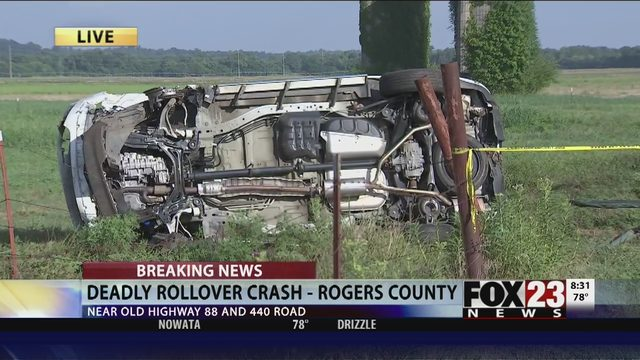 Deadly crash Rogers County: Updates | FOX23