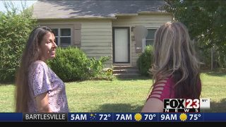 VIDEO: Family in need surprised with new home