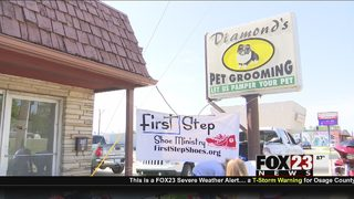 VIDEO: First Step Shoe ministry gives new shoes to kids in need