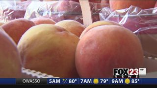 Porter Peach Festival continues on after April freeze