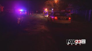 Man shot in drive-by shooting in west Tulsa